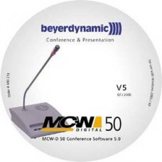 Beyerdynamic MCW-D 50 Editor Conference Software